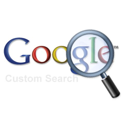 Thesis google custom search